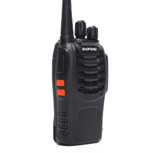 Image 2 - 2pcs BAOFENG BF 888S Walkie talkie UHF Two way radio baofeng 888S UHF 400 470MHz 16CH Portable Transceiver with Earpiece