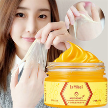 Milk Honey Hand Mask Hand Care Moisturizing Whitening Skin Care Hydrating Remove Dead Skin Hand Care 110g