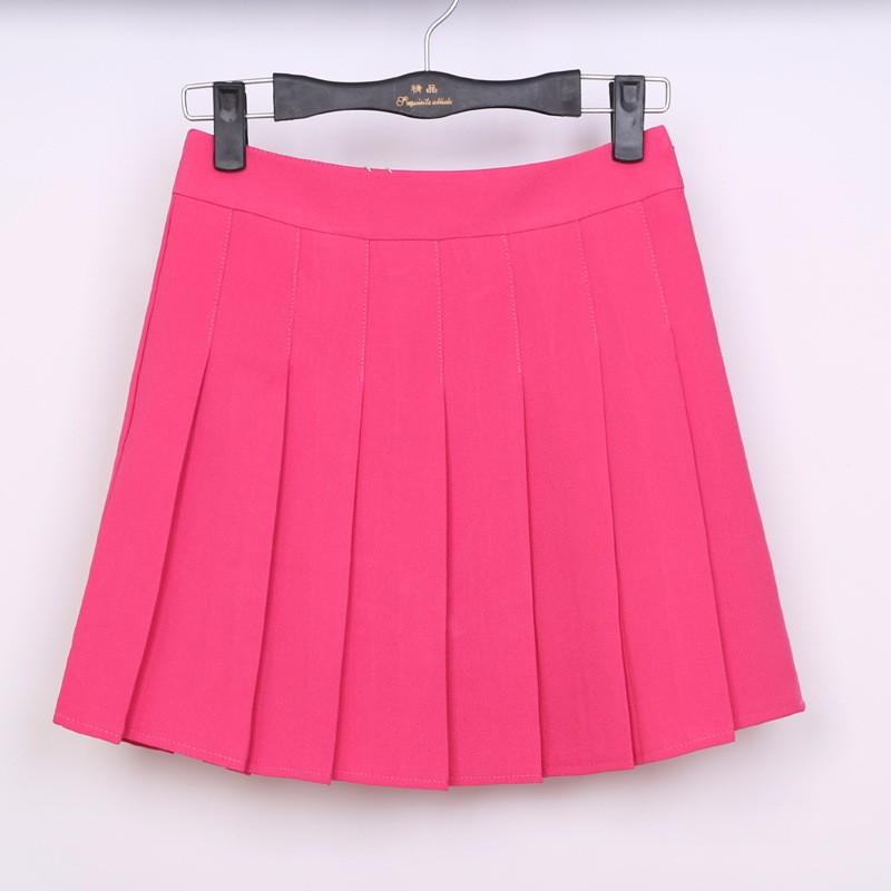 pleated skirt 15
