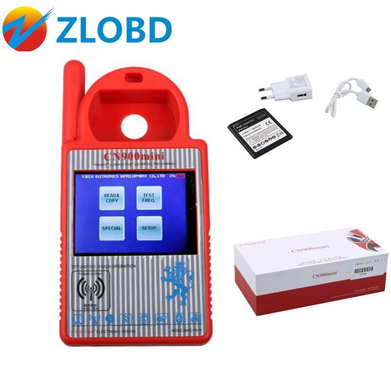 imágenes para ZOLIZDA Mini CN900 CN900 para cerrajero 2017 Super Inteligente Mini Transpondedor Clave Programador MiniCN900 buena calidad Mini CN 900