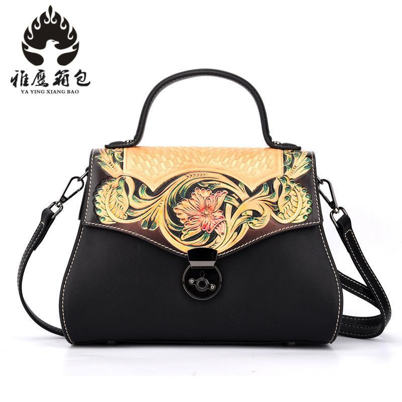 Здесь продается  Multi Pockets Vintage Genuine Leather Bag Female Small Women Handbags Bags For Women 2018 Shoulder Crossbody Bag  Камера и Сумки