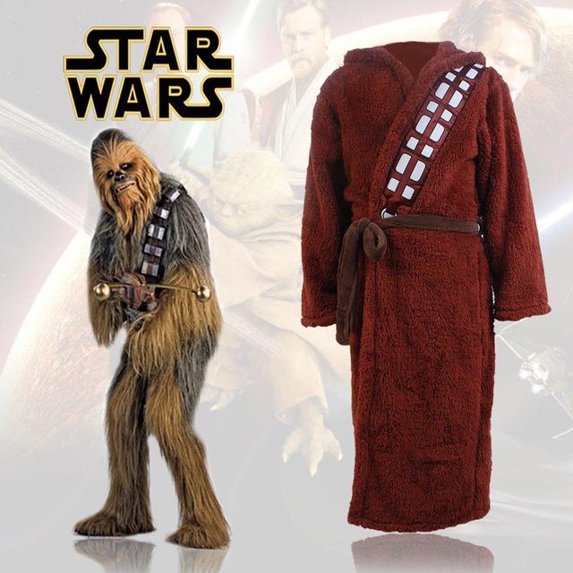 Star Wars Bathrobe Chewbacca