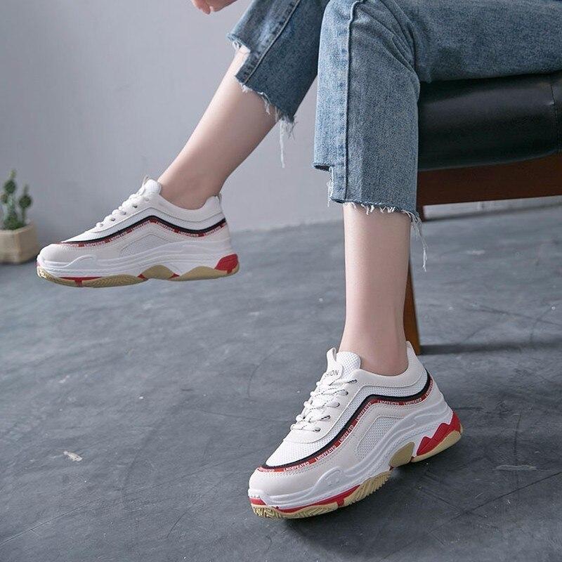2018 marca o Mais Novo Womens Running Shoes Primavera Sapatos de Caminhada Ao Ar Livre Respirável Malha Air Max Mulheres Sapatilhas Sapatos de Desporto Para As Mulheres