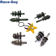 YX110 125 140 150 160 Transmission Gear Box Main Counter Shaft Parts For Chinese YX 110 125 140 150 160cc Engine Pit Dirt Bike