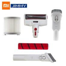 Оригинальный Xiaomi JIMMY JV51 сопутствующие товары для пылесоса аксессуары Чистящая Щетка батарейный блок HEPA фильтр