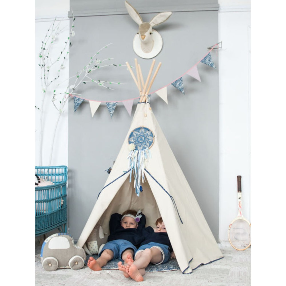 Buy children 39 s teepee play tent tipi for Reliable tipi