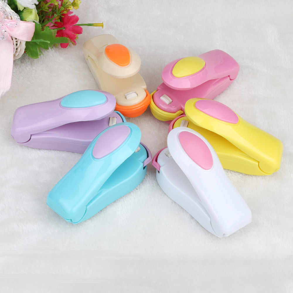 2019 NEW hot sale Sealer Household Bag Portable Mini Heat Sealing Machine Impulse Sealer Seal Packing Plastic Bag Kitchen Tool