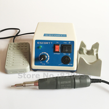Dental Grinding Jade Stone Wood Carving Pedicure Mould Polishing Glass Carved Paintings Escort Micromotor L102S Drill 35000rpm