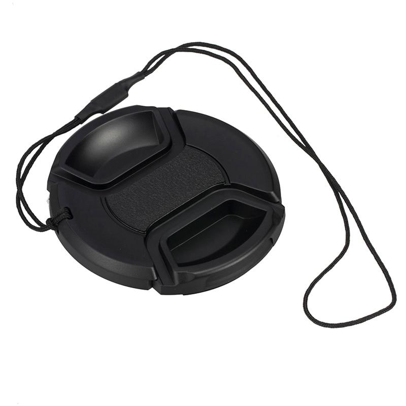Ableto camera lens cap Couverture De Protection Anti-poussière pour nikon D5500 D5300 D5200 D5100 D3300 D3200 D3100 D3000 D60 D40 18-55mm