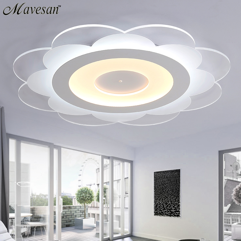 Modern Led Ceiling Lamp Bedroom Children Living Room Ceiling Lights Kitchen Restaurant Hallway Lighting Fixtures Luxury 110-220V children lamp creative led ceiling lights remote control dimmer color cartoon absorb living room restaurant superior hotel et36