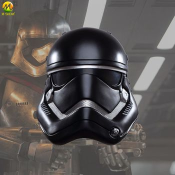 Star Wars Stormtrooper Helmet Mask PVC Imperial Stormtrooper Cosplay Helmet For Halloween Carnival Props Mask Free Shipping цена 2017