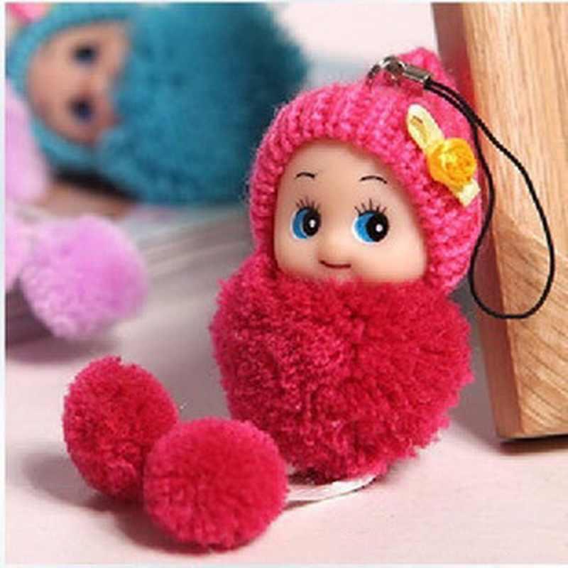 2019 venda quente Crianças Brinquedos Bonecas Interativas Brinquedo Mini Boneca Macia Para meninas e meninos Dolls & Toys Stuffed 8cm
