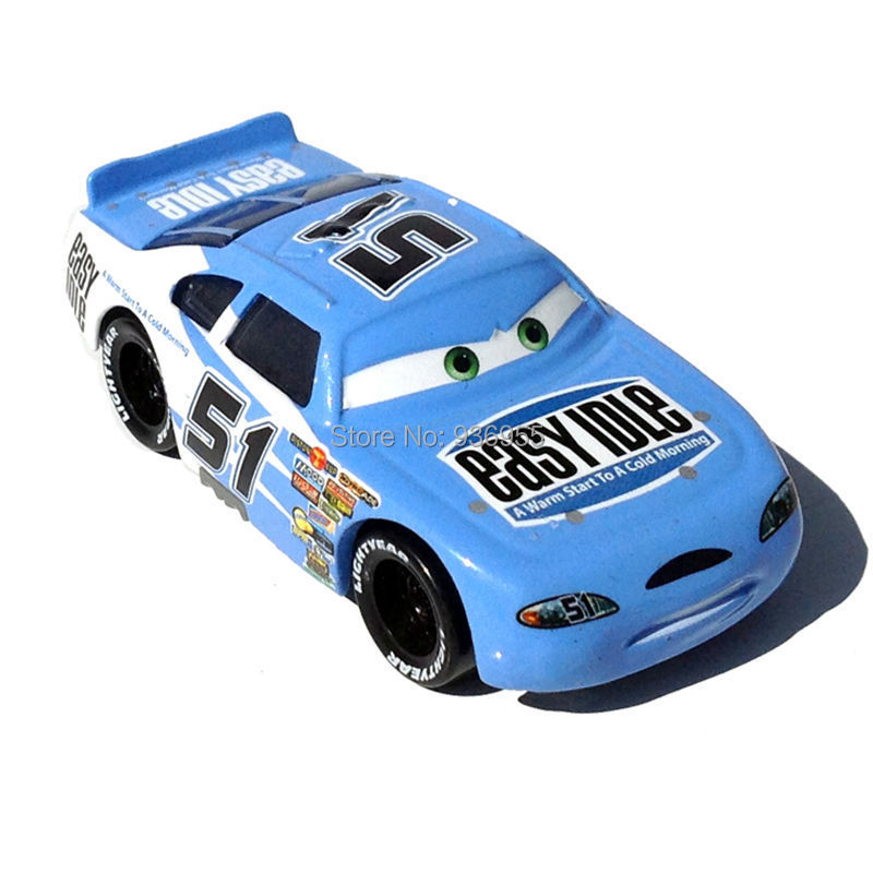 Free Shipping 100 Original Pixar Cars 2 Toys Diecast Metal Toy Car