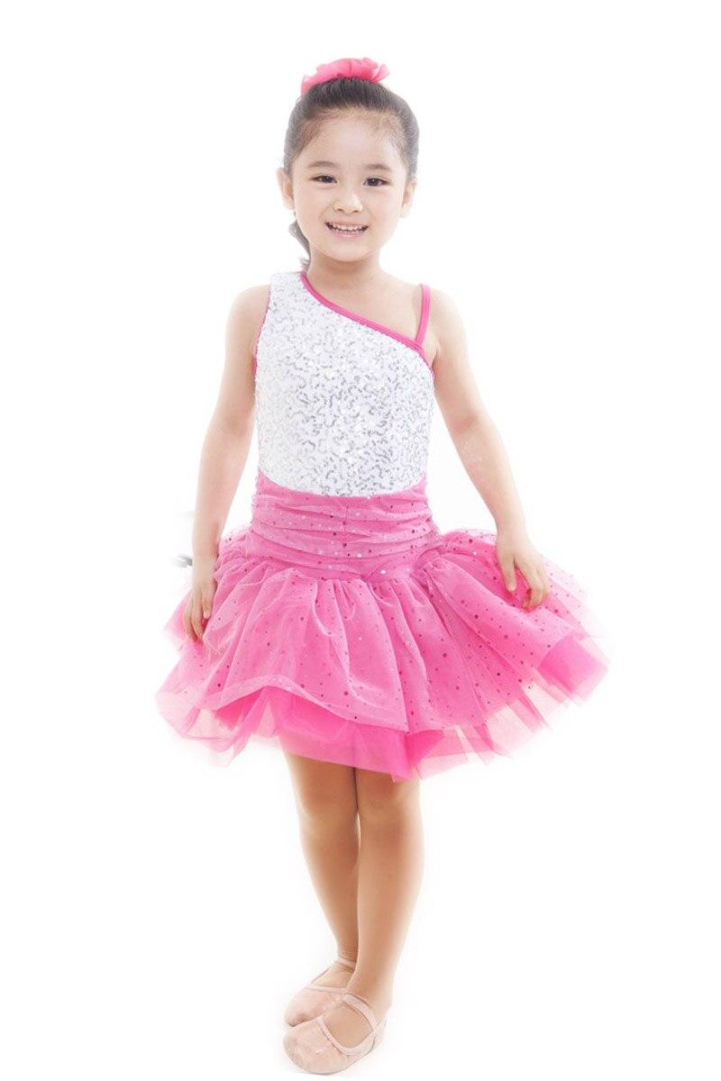 Justaucorps Ballet Dress For Children Leotard Infant Summer Child Costume Dance Dress Female Princess Tulle Bridesmaid Onepiece