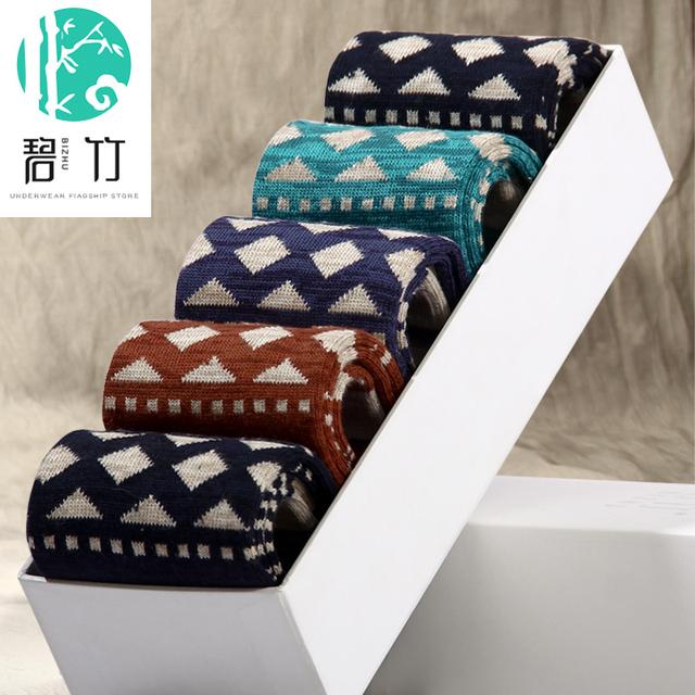 Bi Zhu Estándar Como Detalle Del Producto Vestido de Los Hombres Calcetines de Fibra de Bambú de Calcetines de Poliéster Spandex De Nylon