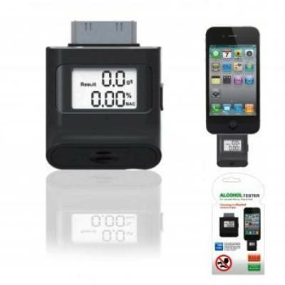 Alcohol Tester iphone, Ethylotest Iphone, Breath Alcohol Tester Iphone, Alcool Test, Ethylometre