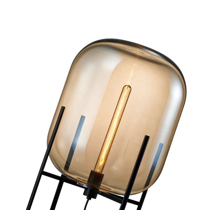 lampshade glass