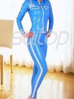 Goma casuit peluches látex sexy traje de adultos ropa