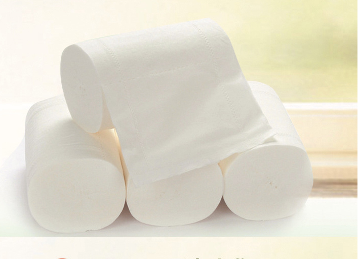 Tissue Paper Original wood pulp 3 layer rolls of solid heart maternal and child family life paper 63pcs/pack Wholesale Sanitary biotechnology in the pulp and paper industry 21