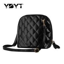 casual small plaid criss cross font b handbags b font high quality ladies party purse font