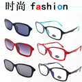 Ultra-ligero de Doble Capa Gafas de Imán Clip de gafas de Sol Vidrios de Las Mujeres Miopía Gafas de Sol Polarizadas de Doble Color