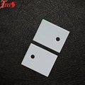 Wholesale 20x25x1mm high temperature resistant Alumina ceramic pads thermally conductive insulation sheet  TO-247 Shenzhen LMS