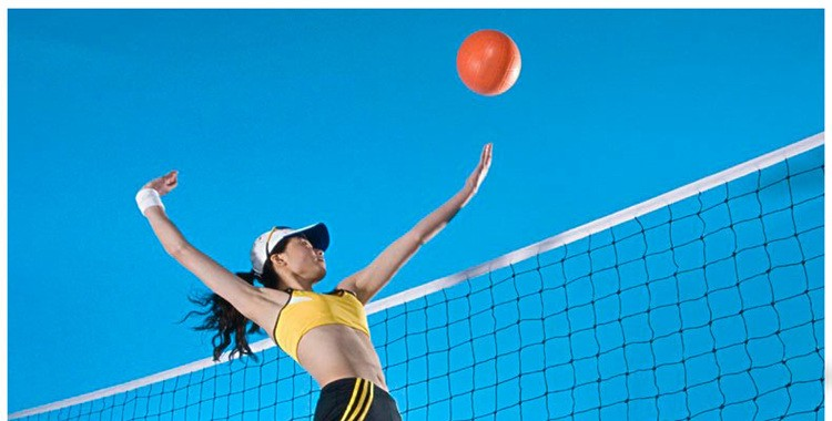 cc63efd64bba2 Volley Ball doux au toucher avec filet de filet ballon de plage ...
