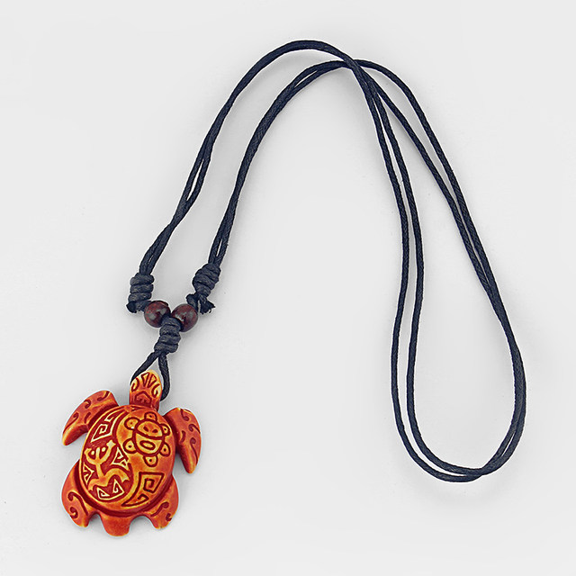 Online Shop 12pcs Turtle Necklace Coqui Tribal Frog And Taino Sun
