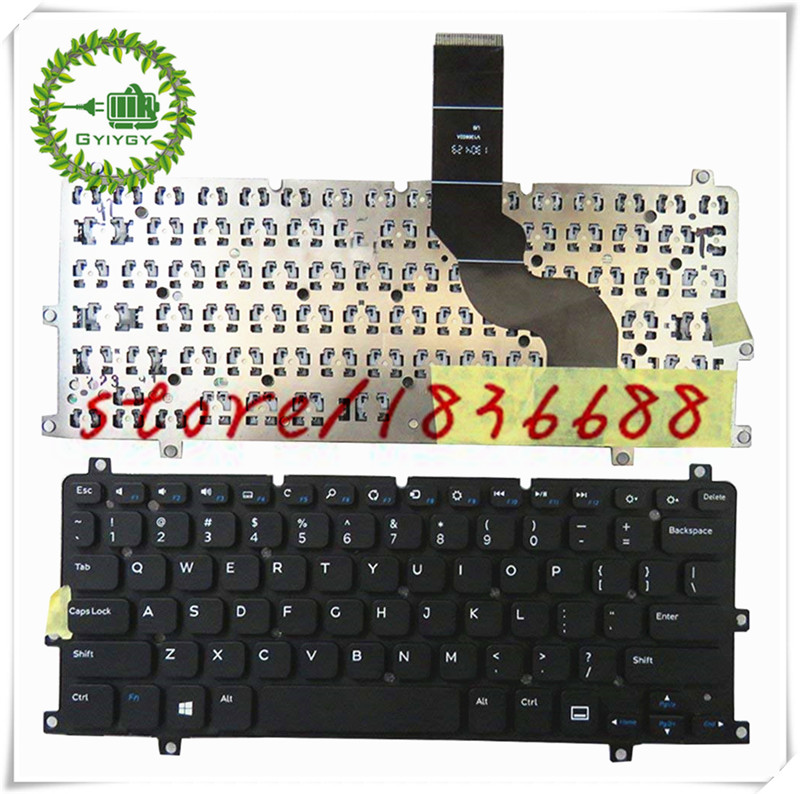 New Dell Inspiron 11 3000 Series 11 3162 3164 11-3162 11-3164 Keyboard US 0G96XG
