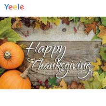 Yeele Thanksgiving Family Photocall Pumpkin Harvest Photography Backdrops Personalized Photographic Backgrounds For Photo Studio