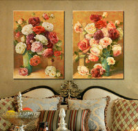 Full Square Diamond Embroidery Flowers Home Decoration Diy 3d Diamond Painting Cross Stitch Rose Picture Diamond