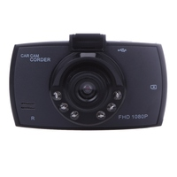 High Quality 2 4Inch 120 Degree LCD VGA Car Style Detector Camera DVR Dash Crash Cam