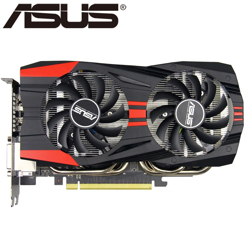 ASUS Video Graphics Card Original GTX 760 2GB 256Bit GDDR5 Video Cards For NVIDIA VGA Cards