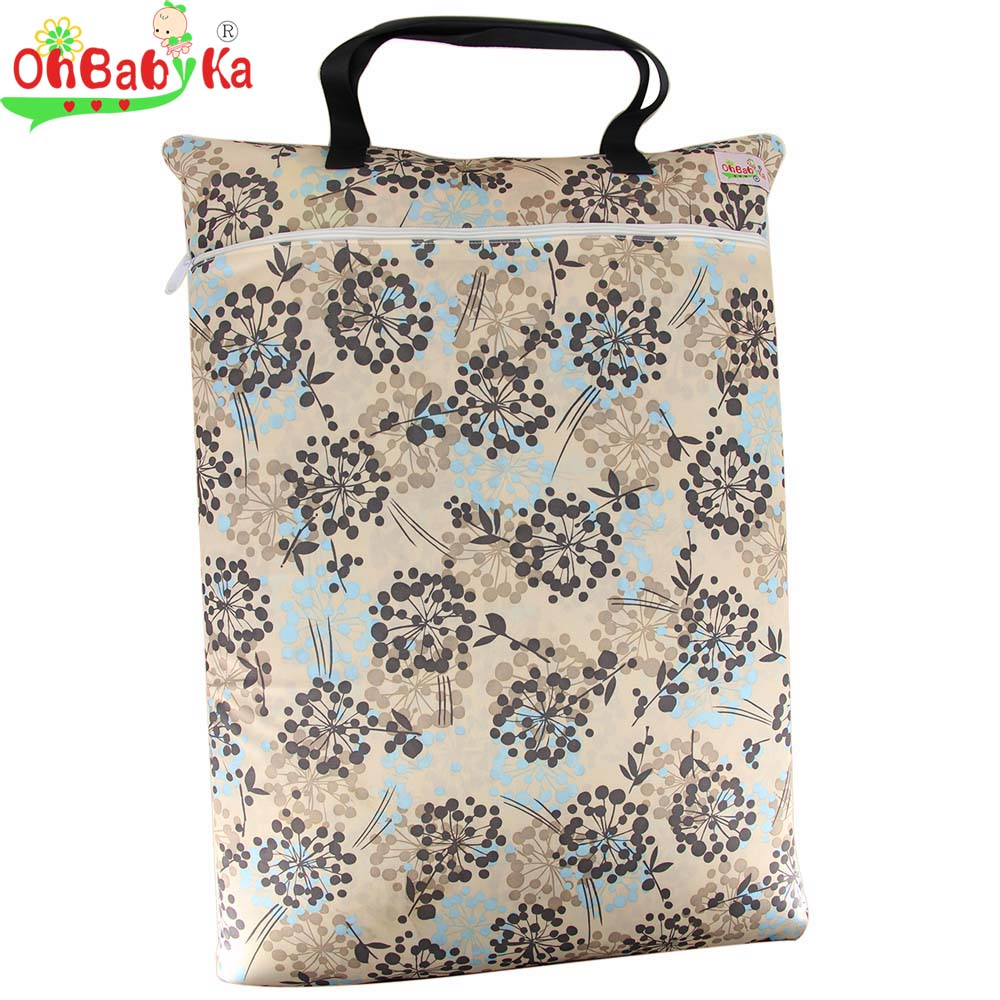 Ohbabyka Baby Bags For Mom Wet Bag Large Laundry Basket
