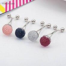 SP52 Mode muslimischen hijab headwear pins clip