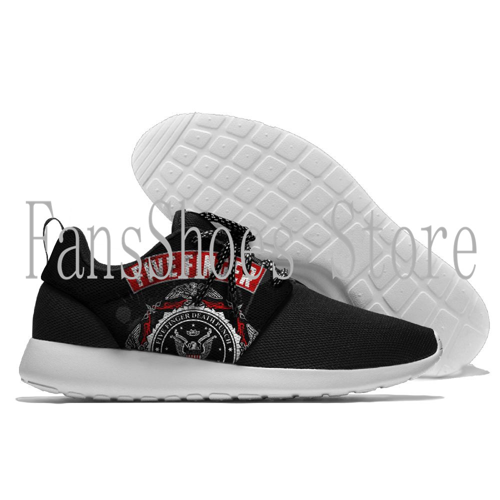 Hot Sale Running Shoes For Men Lace-up Athletic Trainers Five finger death punch Sports Male Shoes Outdoor Walking Sneakers