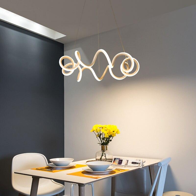 Neue Ankunft Ideal Anhänger Kronleuchter Für Esszimmer Küche Zimmer  Suspension Leuchte Led Avize Hängen Moderne Kronleuchter Lampe