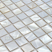 Natural white Mother of pearl tile  shell mosaic tiles kitchen backsplash wall tiles swimming pool Table top DIY photo Frame