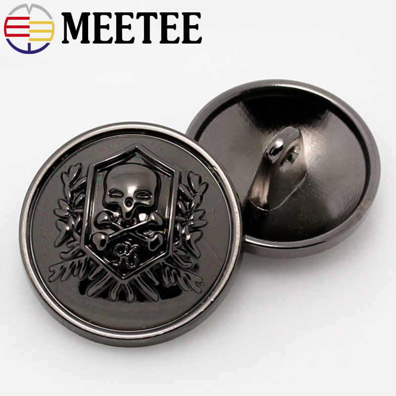 Detail Feedback Questions about 20pcs Meetee Metal Buttons 12 25mm