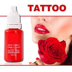 Image 3 - 23 Uds tinta permanente maquillaje pigmento 15Ml cosmético 23 tinta de tatuaje Color Set pintura para Microblading ceja labio maquillaje corporal