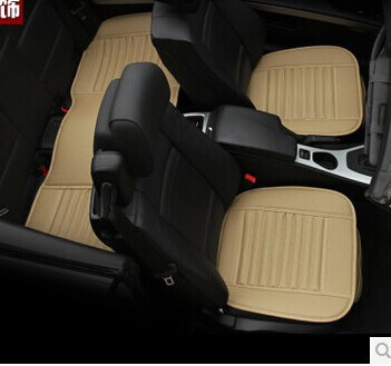 Image 3 - Car seat cushion spring and summer single cushion four seasons general seat leather Car Auto Interior Accessories Styling-in Automobiles Seat Covers from Automobiles & Motorcycles