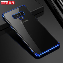 for samsung note9 case cover MOFi galaxy note 9 soft back tpu ultra thin silicone Samsung Note9 6.4 inch