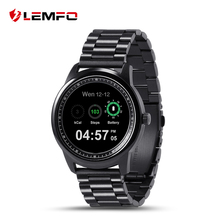 Best Watch ! LEMFO LEM1 Smart Watch Full HD IPS Screen Waterproof SmartWatch Wearable Devices Tracker For Samsung iphone Android