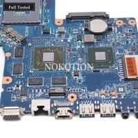 האם מחשב נייד NOKOTION H000051770 ראשי הדירקטוריון מלאה DDR3 זיכרון גרפי לוח האם מחשב נייד Toshiba Satellite C850 HD7670M 2GB נבדק (2)