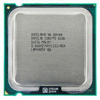 INTEL Core 2 QUDA Q8400 CPU Processor 2 66Ghz 4M 1333GHz Socket 775