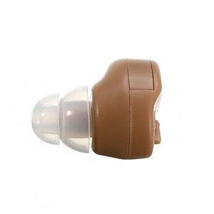 Image 5 - K 80 Mini Verstelbare Dightal Tone In Ear Beste Invisible Sound Enhancement Deaf Volume Versterker Gehoorapparaat Aids Oor Hulp