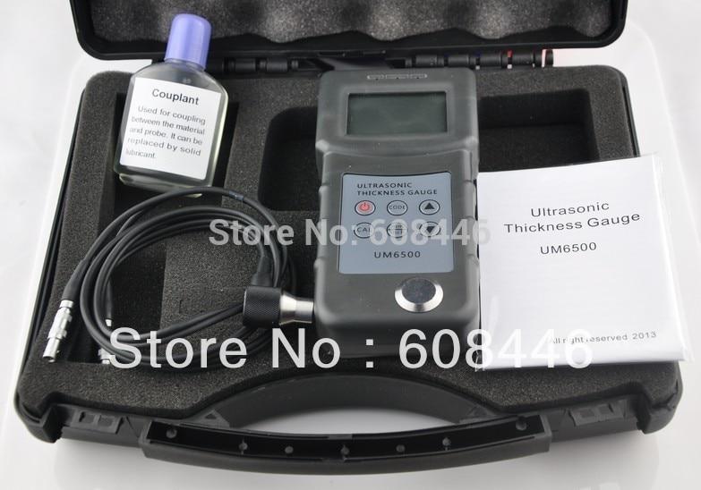 Medidor de espesor ultrasónico Acero aluminio rojo cobre zinc cuarzo - Instrumentos de medición - foto 2