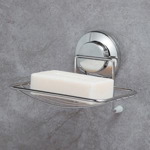 Image 5 - TAILI סבון מחזיק יניקה כוס ללא קידוח & נשלף קיר סבון מחזיק מקס להחזיק 11lbs מארגן & מטבח כרום