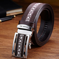 2016 New Real Leather Automatic Belts for Ben ,Men's Automatic Buckle Belts Men's Business Belt Waistband ceintures homme W234