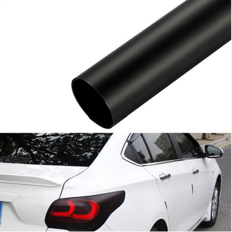 Car Headlight Taillight Fog Lamp Tint Film Sticker For Lada Granta Vesta Priora Kalina Niva Largus Vaz Samara 2106 2108 2109 4x4